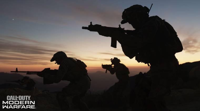 Így csökkentheted a Call of Duty: Modern Warfare méretét konzolon bevezetőkép