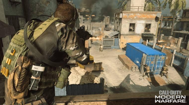 A jövő évi Call of Duty egy újabb Modern Warfare lehet bevezetőkép
