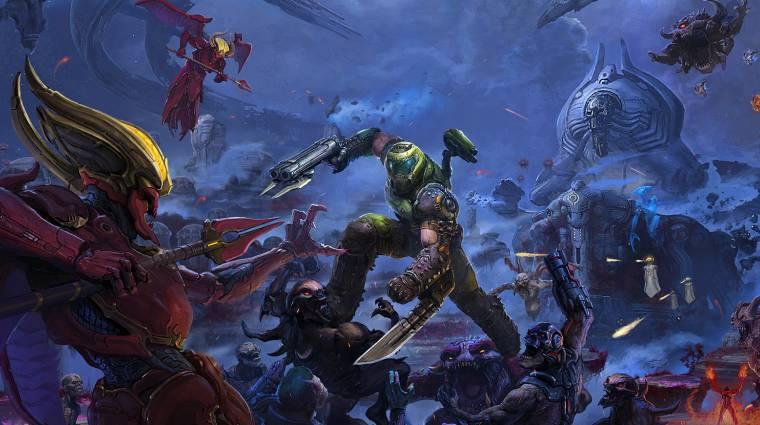 Bemutatkozott a Doom Eternalhoz érkező The Ancient Gods DLC első felvonása bevezetőkép