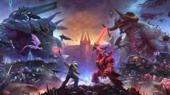 Elég brutális arcnak tűnik a Doom Eternal következő főellensége kép