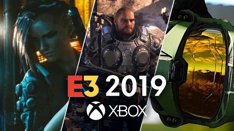 E3 2019 - mit várhatunk a Microsofttól? bevezetőkép