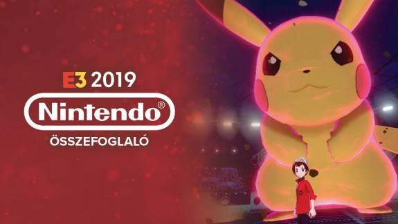 E3 2019 - Nintendo Direct összefoglaló kép