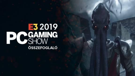 E3 2019 - PC Gaming Show összefoglaló kép