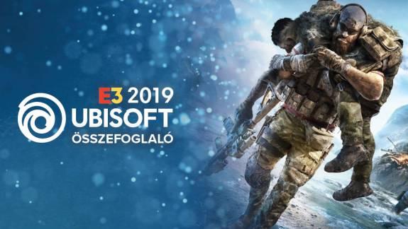 E3 2019 - Ubisoft sajtókonferencia összefoglaló kép