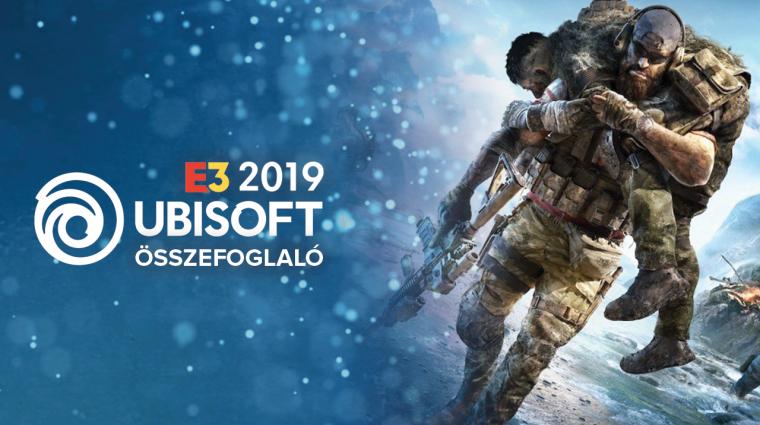 E3 2019 - Ubisoft sajtókonferencia összefoglaló bevezetőkép