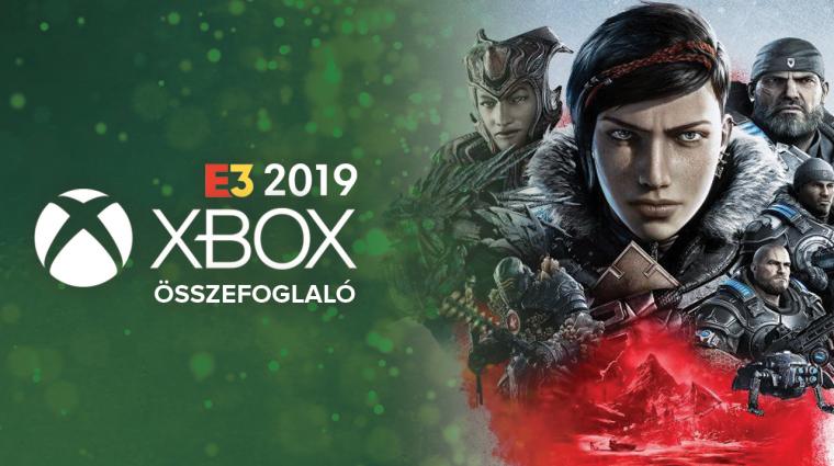E3 2019 - Xbox sajtókonferencia összefoglaló bevezetőkép