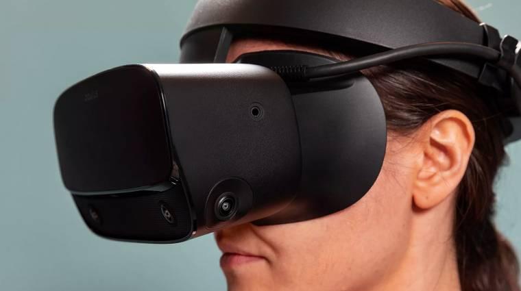 A Facebook bemutatta az új Oculus headseteket és a Portal videótelefont kép