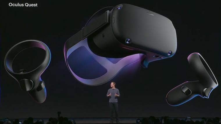 Novembertől Oculus Questen is játszhatjuk a Rift játékokat bevezetőkép