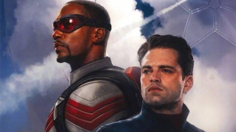 The Falcon and the Winter Soldier - nincs mindenki elájulva Sólyom új jelmezétől bevezetőkép