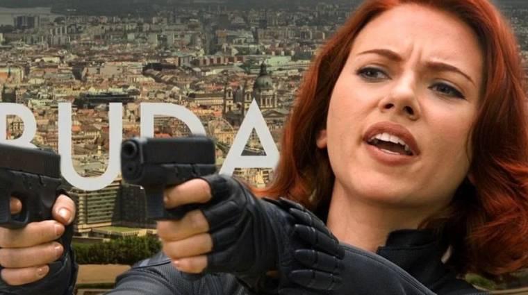 A Fekete Özvegy film után semmi értelme a Bosszúállók budapestes jelenetének bevezetőkép