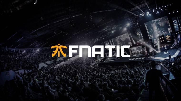 Új vezetőséget és nagy mértékű támogatást kapott a Fnatic bevezetőkép