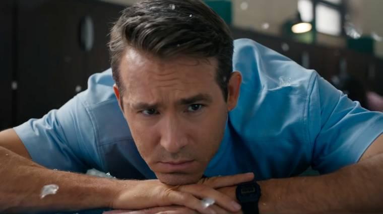 Ryan Reynolds egy videojáték hősévé válik a Free Guy szinkronos előzetesében kép
