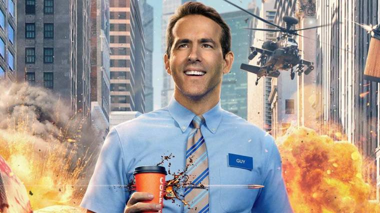 Csúszik Ryan Reynolds videojátékos filmje és több más Fox/Disney mozi is bevezetőkép