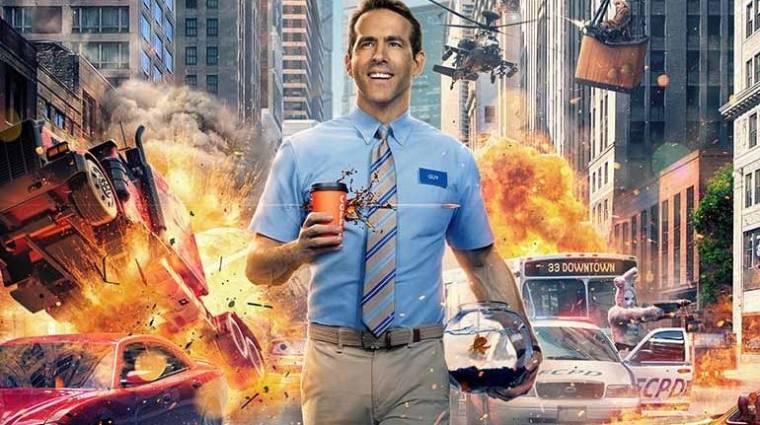 Ryan Reynolds már szinkronosan is zúz a GTA 5 ihlette videojátékban bevezetőkép