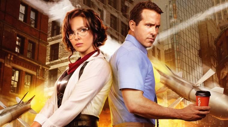 Ryan Reynolds őrült, GTA Online-ihletésű filmje új előzetest kapott bevezetőkép