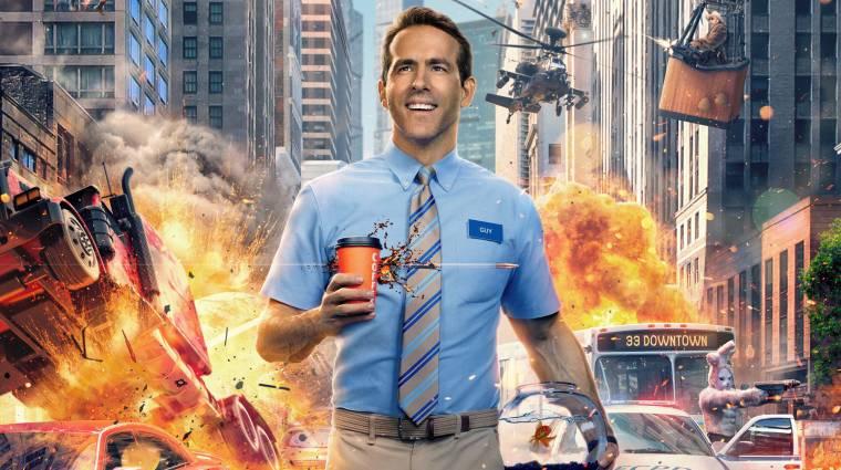 Ryan Reynolds és az Xbox együtt keresik a legjobb NPC-t bevezetőkép