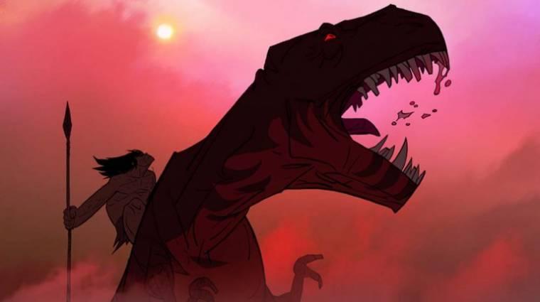 Ősemberes sorozatot készít a Samurai Jack alkotója bevezetőkép