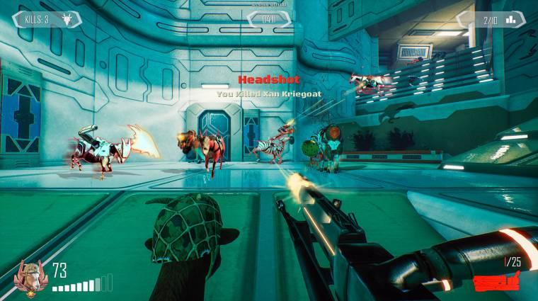 Napi büntetés: a Goat of Duty egy létező játék bevezetőkép