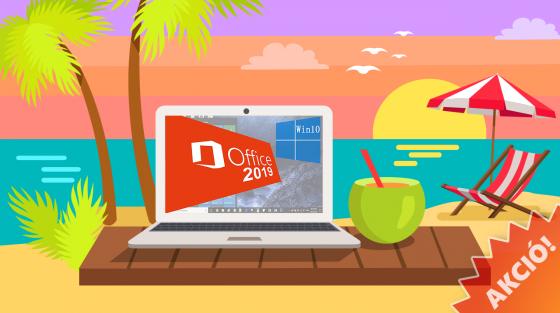 cb0ea44c28 Itt a hihetetlen olcsó nyári Windows és Office akció - PC World