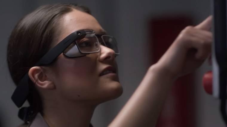 Jön az új Google Glass, és ezúttal több lesz, mint kísérlet kép