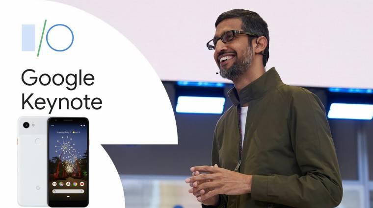 Mit jelent ma be a Google? kép