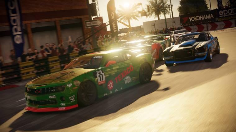 GRID - új gameplay trailerben száguldoznak az autók bevezetőkép