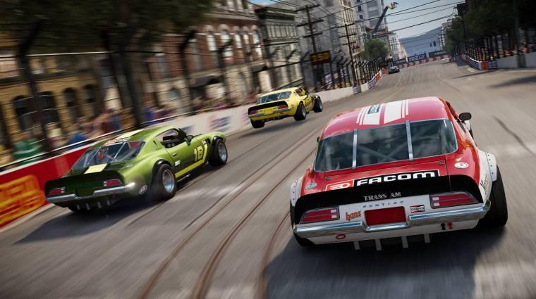 GRID - új trailer mutatja be a játékot bevezetőkép