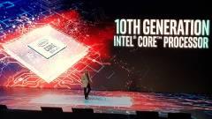 Az Intel bemutatta a 10. Core-generációt és egy új csúcslaptop-szabványt kép