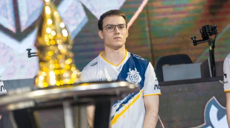 League of Legends - G2 sztárja szerint a Rift Rivals egy teljesen haszontalan verseny bevezetőkép