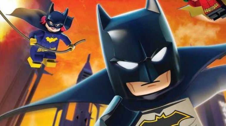 Trailert kapott a LEGO DC: Batman - Family Matters animációs film kép