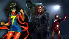 Gamescom 2019 - Ms. Marvel is szerepelni fog a Marvel's Avengersben kép