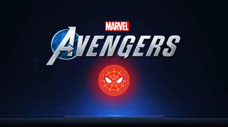 Tényleg PlayStation-exkluzív karakterként érkezik Pókember a Marvel's Avengersbe bevezetőkép