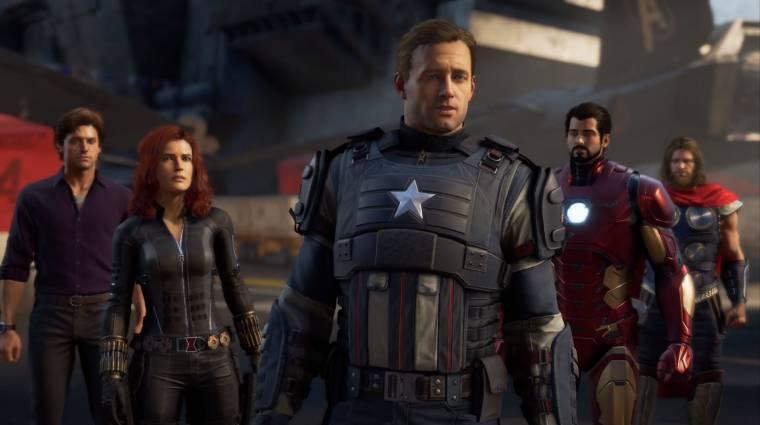 A fejlesztők is tudják, hogy tartoznak még a Marvel's Avengers PlayStationös játékosainak bevezetőkép