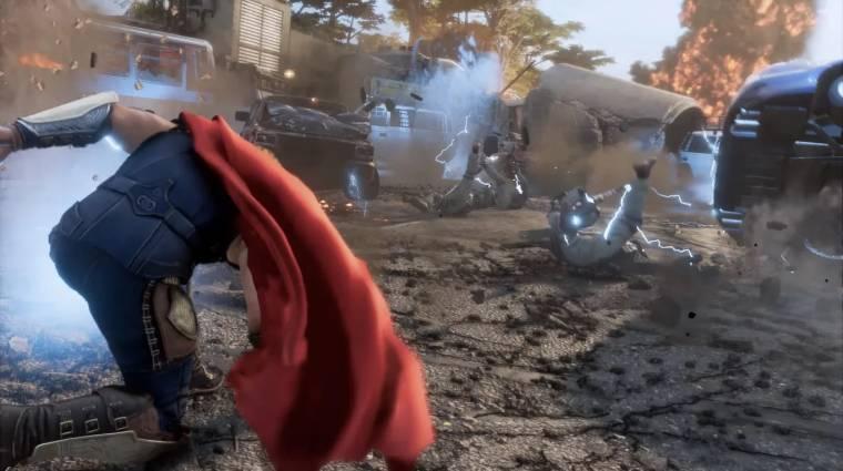 Marvel's Avengers - egy új univerzum kezdetét jelenti bevezetőkép