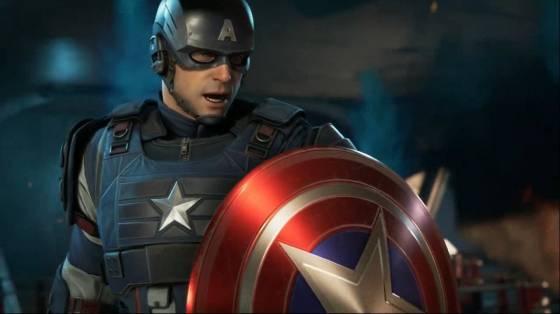 Marvel's Avengers infódoboz