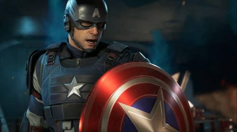 Marvel's Avengers - hat hős lesz elérhető megjelenéskor bevezetőkép