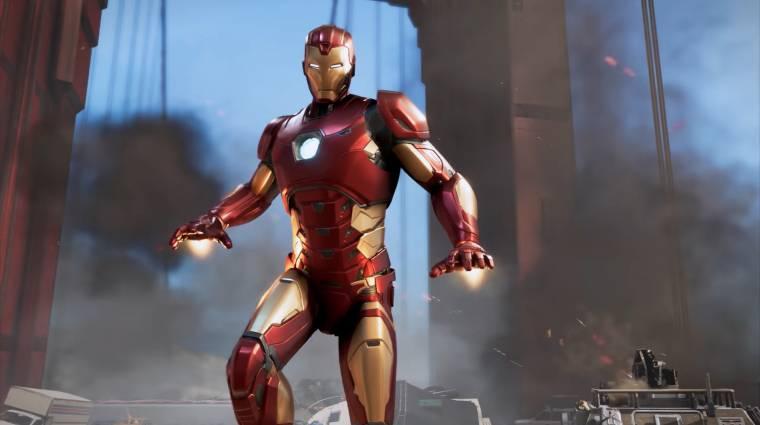 Ilyen lesz szerintünk a Marvel's Avengers bevezetőkép