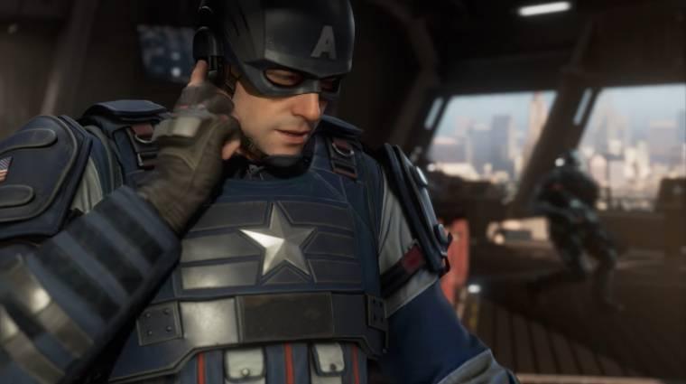 Marvel's Avengers - a gamescom után újabb felvételeket láthatunk majd bevezetőkép