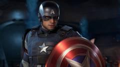 Marvel's Avengers - Amerika Kapitányt mutatja be az új előzetes kép