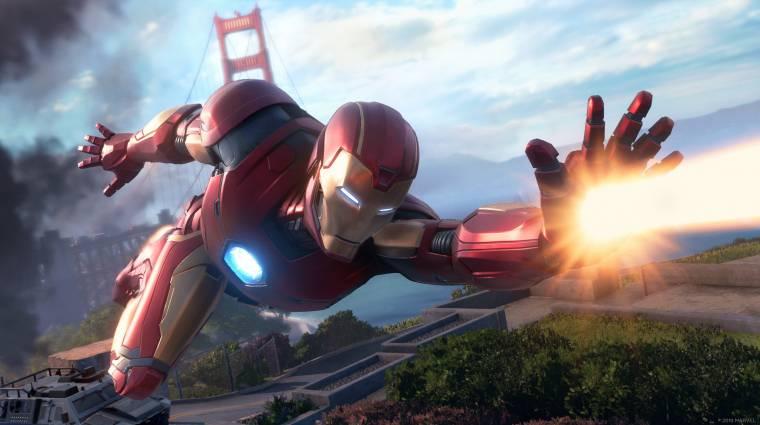 Nem kegyelmez a Marvel's Avengers gépigény bevezetőkép