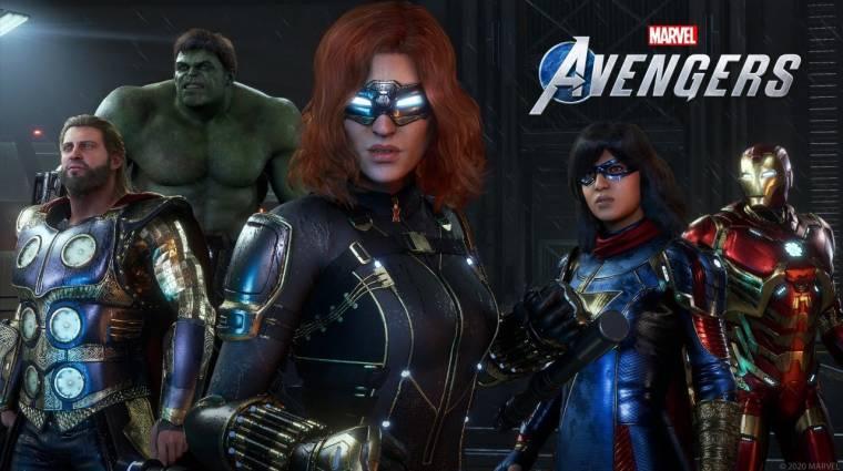 A Marvel's Avengers elhozhatja a képregényrajongók gyerekkori álmát bevezetőkép