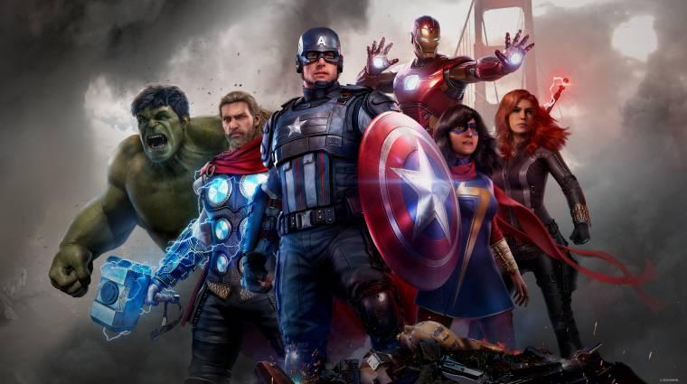 Nem lesz rossz a Marvel's Avengers, de sok múlik majd az arányokon bevezetőkép