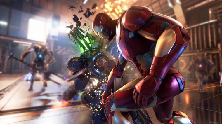 Úgy tűnik, rengeteget bukik a Square Enix a Marvel's Avengers miatt bevezetőkép