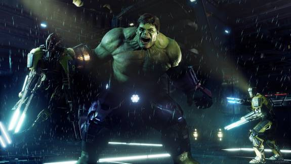 A Marvel's Avengers Pókemberen kívül más PlayStation-exkluzív tartalmakat is kap kép