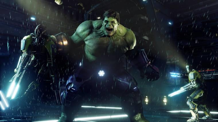 A Marvel's Avengers Pókemberen kívül más PlayStation-exkluzív tartalmakat is kap bevezetőkép