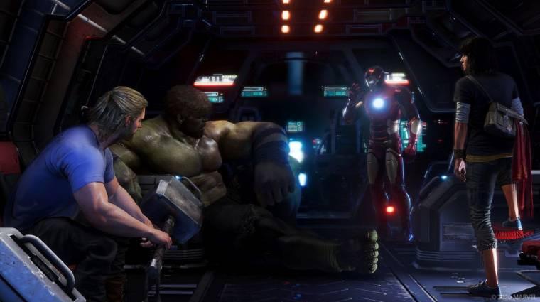 Marvel's Avengers és Grounded - ezzel játszunk a hétvégén bevezetőkép