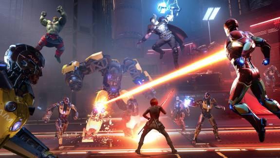 Fizetős Battle Passt kap a Marvel's Avengers összes DLC-karaktere kép