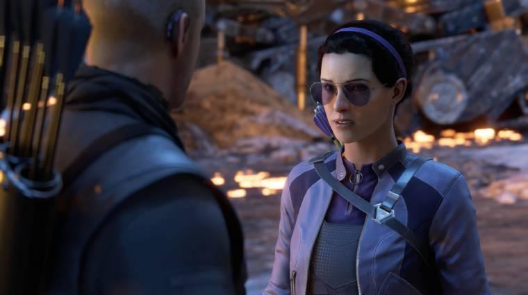 Végre tudjuk, mikor érkezik Kate Bishop, a Marvel's Avengers új karaktere bevezetőkép