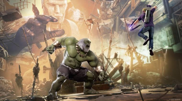 Kiszivárgott, hogy milyen sorrendben jönnek a Marvel's Avengers új karakterei bevezetőkép