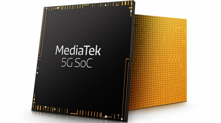 Újra csúcskategóriás mobil chipet fejleszt a MediaTek kép